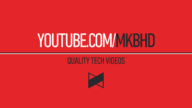 MKBHD G+Cover