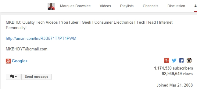 MKBHD About